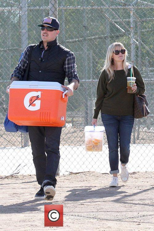 Jim Toth and Reese Witherspoon 7