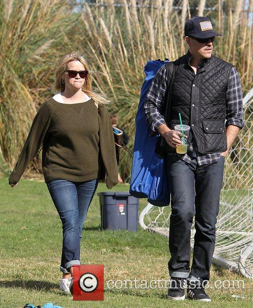 Reese Witherspoon and Jim Roth 1