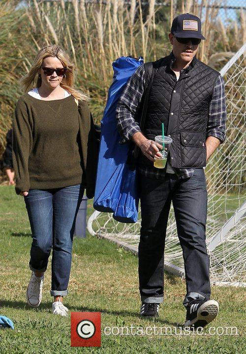 Reese Witherspoon and Jim Roth 4