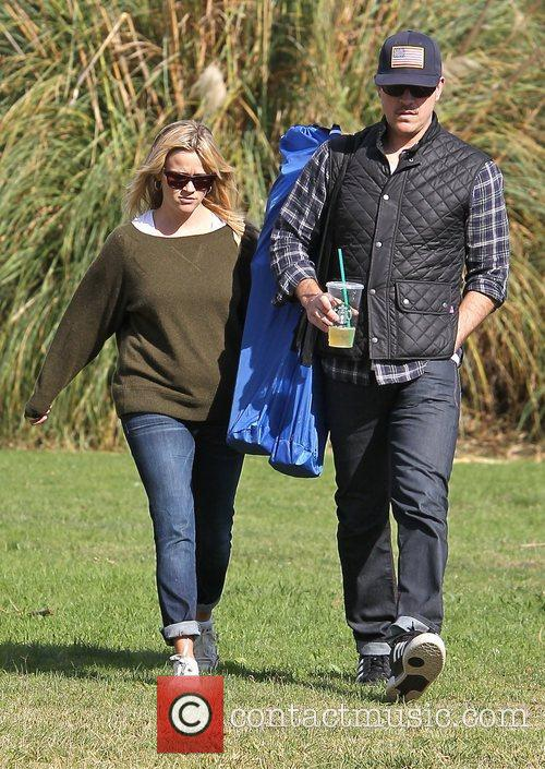 Reese Witherspoon and Jim Roth 2