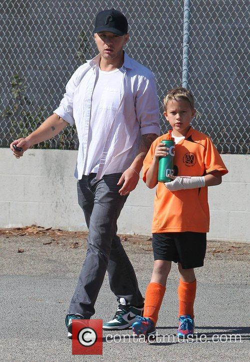 Ryan Phillippe and Deacon Phillippe 3