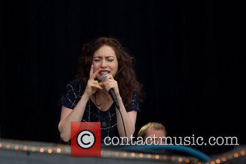 regina spektor performing live on stage during 3968071