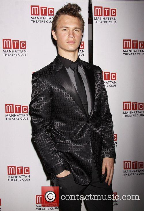 Ansel Elgort  Opening night after party for...