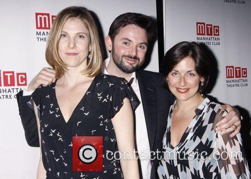 Carolyn Cantor, Matt Charman and Mandy Greenfield...