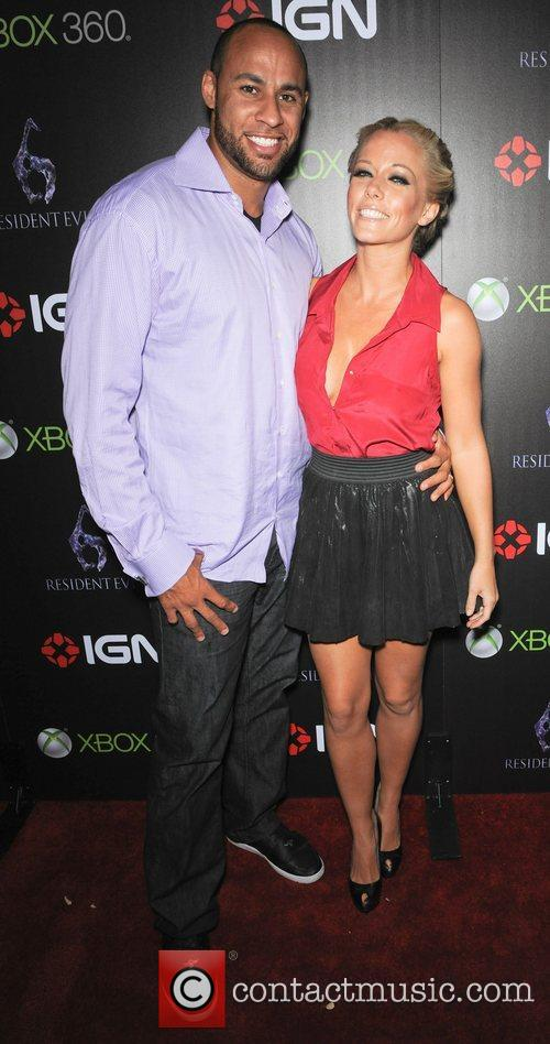 Hank Baskett and Kendra Wilkinson 4