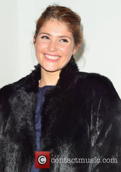 Gemma Arterton at the Private View of Reverie...