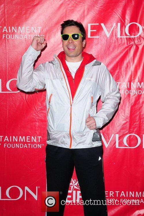 Jimmy Fallon The 15th Annual EIF REVLON Run/Walk...