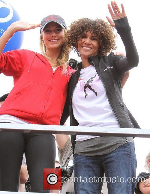 Stacy Keibler and Halle Berry 11