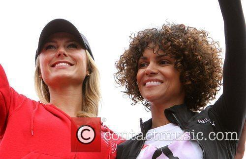 Stacy Keibler and Halle Berry 9