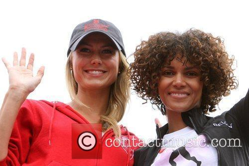 Stacy Keibler, Halle Berry