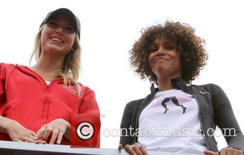 Stacy Keibler and Halle Berry 13