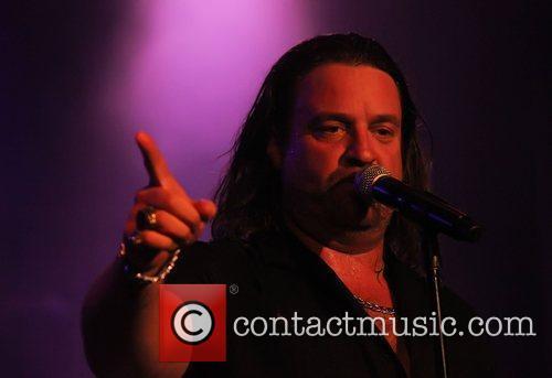 Adrenaline Mob performs at Revolution Live Ft. Lauderdale,...