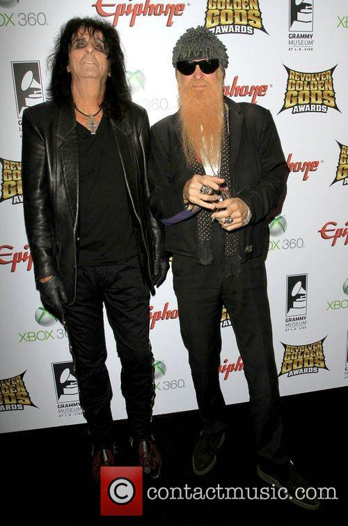 Alice Cooper and Billy Gibbons 3