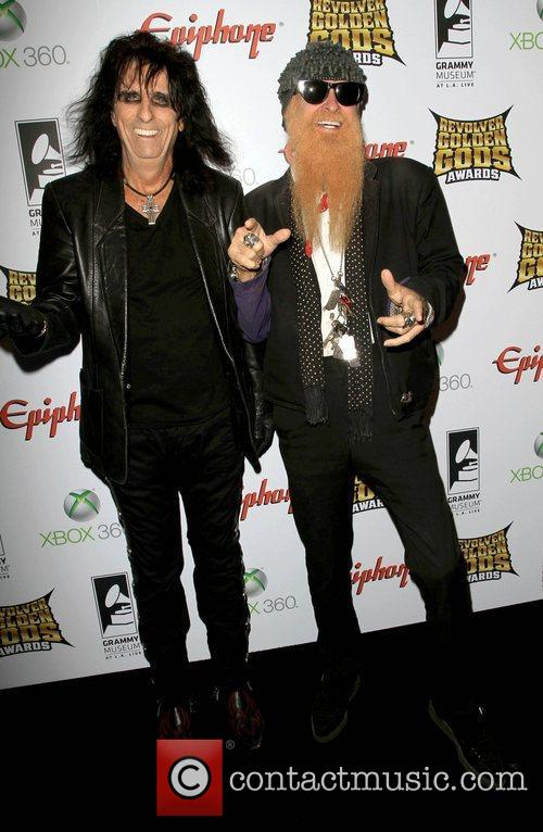 Alice Cooper and Billy Gibbons 4