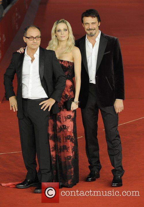 Pappi Corsicato, Laura Chiatti,  Alessandro Preziosi 7th...