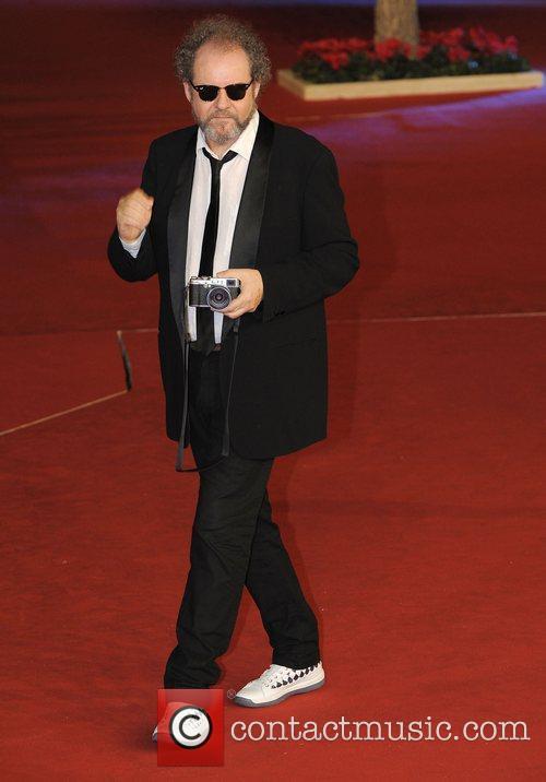 Director Mike Figgis 7th Rome International Film Festival...
