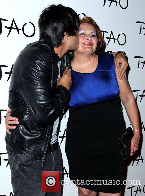 Ricardo Laguna and his mother Vegas Pro BMX...