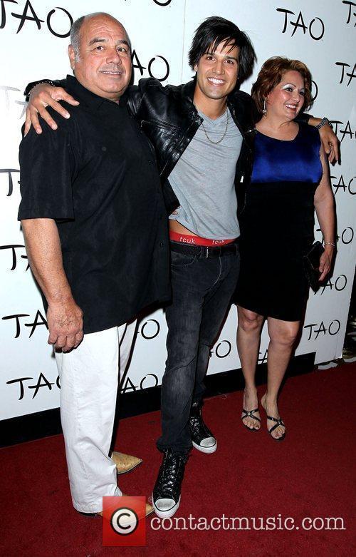Ricardo Laguna and his parents Vegas Pro BMX...