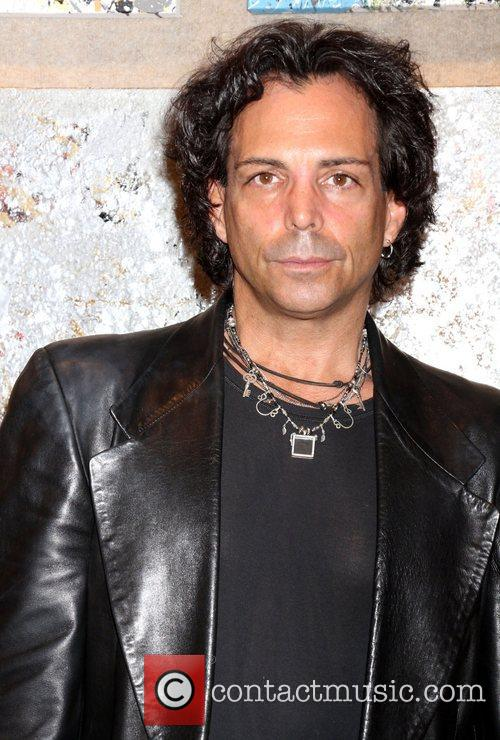 Richard Grieco hosts 'Works on Canvas' Art Debut...