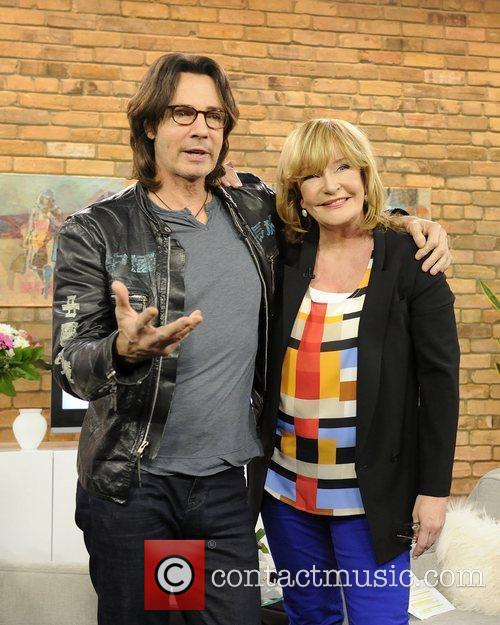 Rick Springfield and Marilyn Denis  appear on...