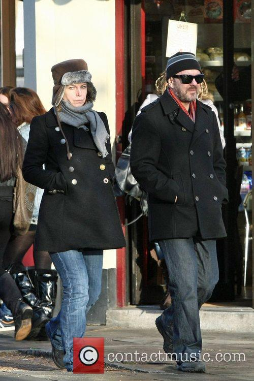 ricky gervais and his partner jane fallon 5771286