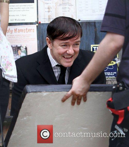 Ricky Gervais 9