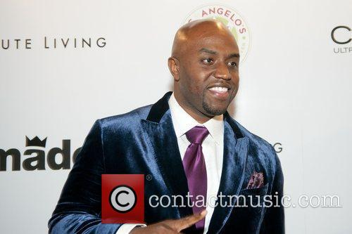 Rico Love Birthday party for Rico Love at...