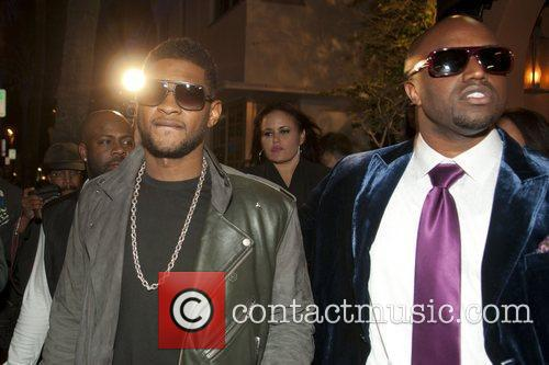 usher and rico love birthday party for 3638576