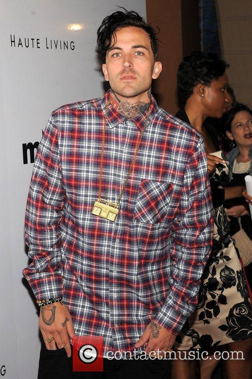 Yelawolf  Birthday party for Rico Love at...