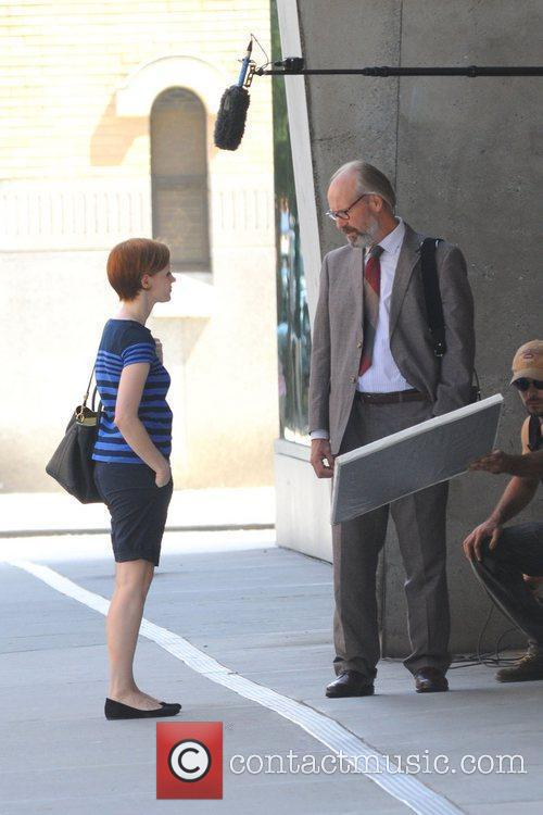 Jessica Chastain and William Hurt 6