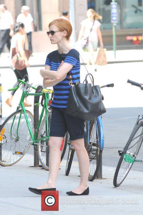 Jessica Chastain 9