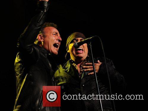 Bruce Springsteen and Steven Van Zandt 4
