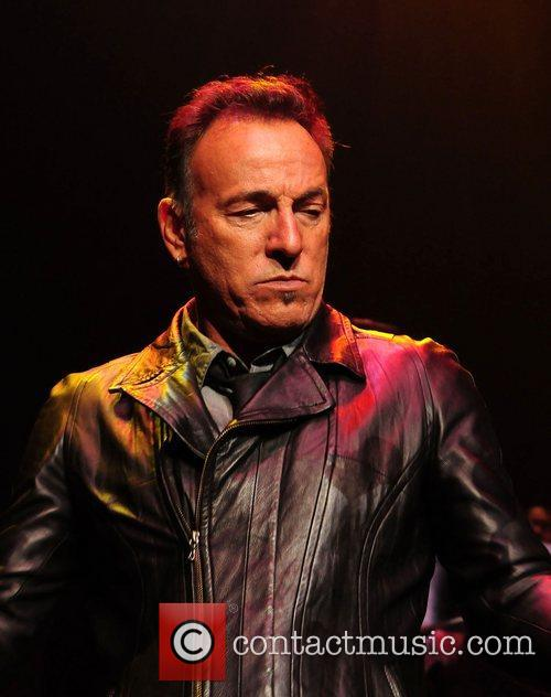Bruce Springsteen Right To Rock 2012 held at...