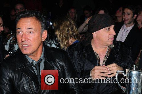 Bruce Sprinsteen and Steven Van Zandt 4