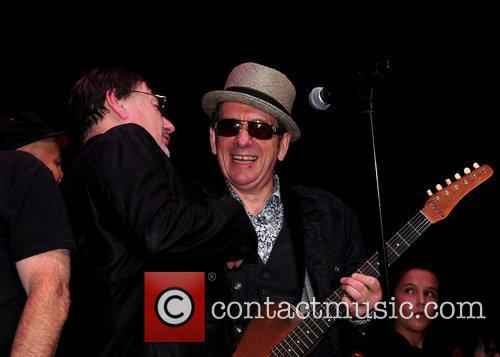 Elvis Costello Right To Rock 2012 held at...