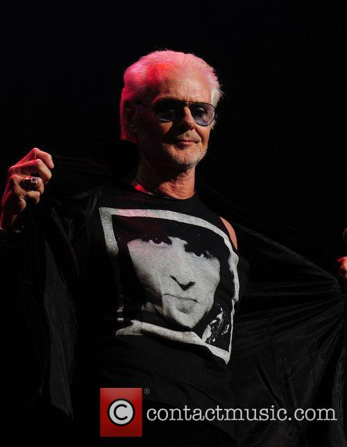 Michael Des Barres Right To Rock 2012 held...
