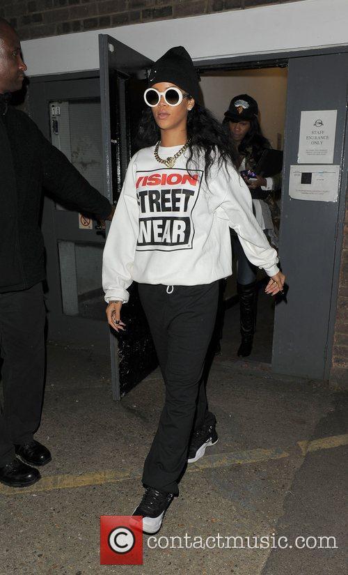 Rihanna and The Rain 2
