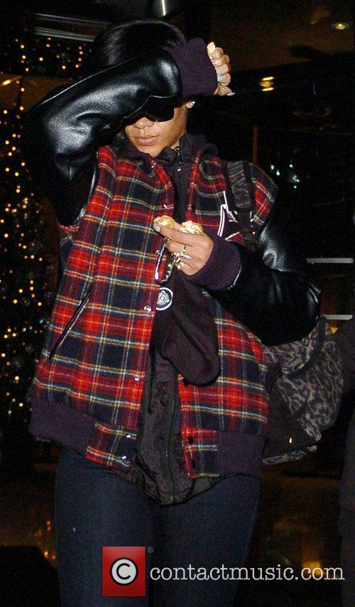 Rihanna, Park Lane, Dorchester Collection Hotel, X Factor