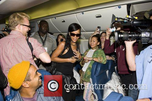 Rihanna, Los Angeles and Mexico City 7