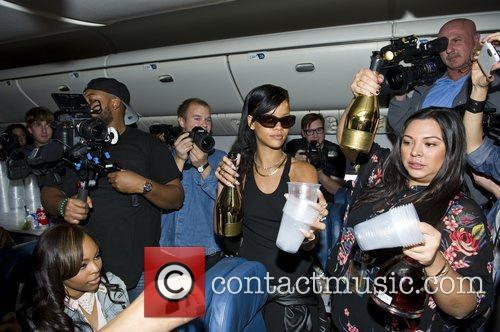Rihanna, Los Angeles and Mexico City 11