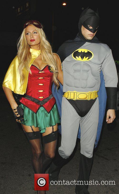 Paris Hilton, River Viiperi, Batman and Robin 25