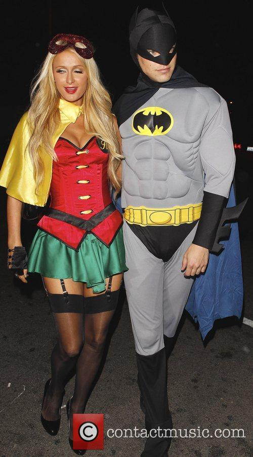 Paris Hilton, River Viiperi, Batman and Robin 28