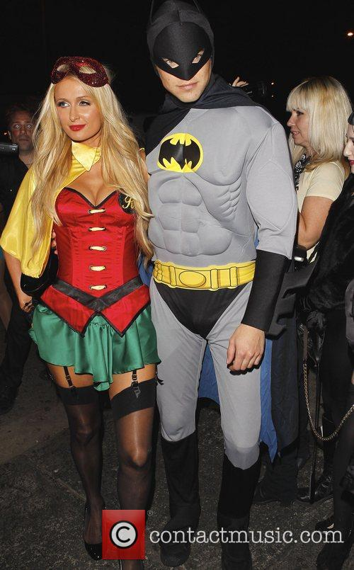 Paris Hilton, River Viiperi, Batman and Robin 24