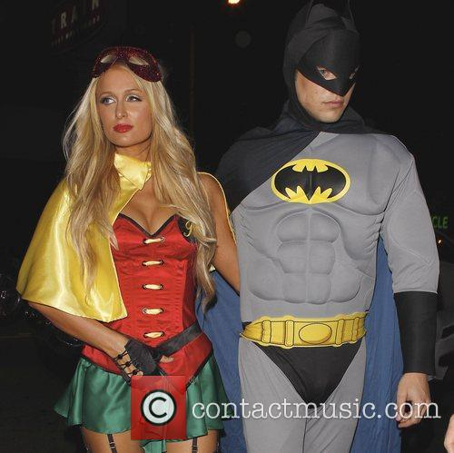 Paris Hilton, River Viiperi, Batman and Robin 23