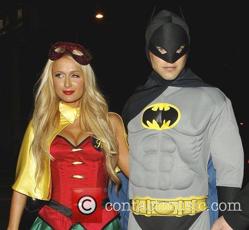 Batman Paris HIlton