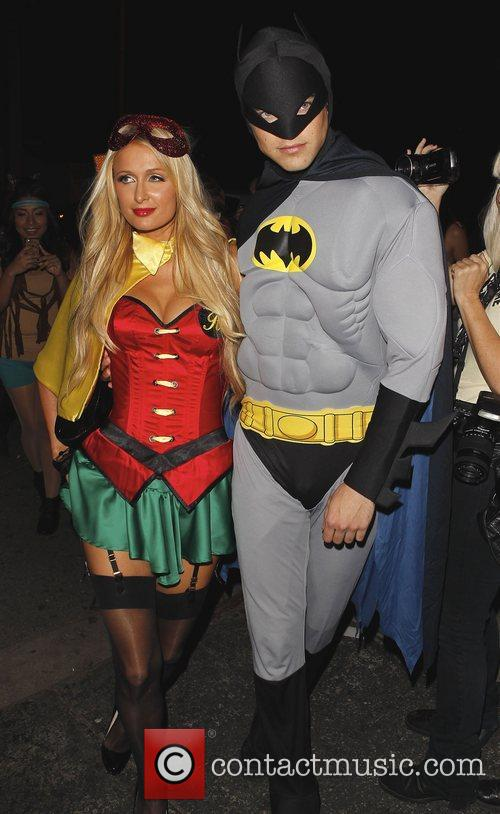 Paris Hilton, River Viiperi, Batman and Robin 22