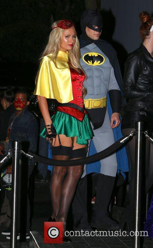 Paris Hilton, River Viiperi, Batman and Robin 17