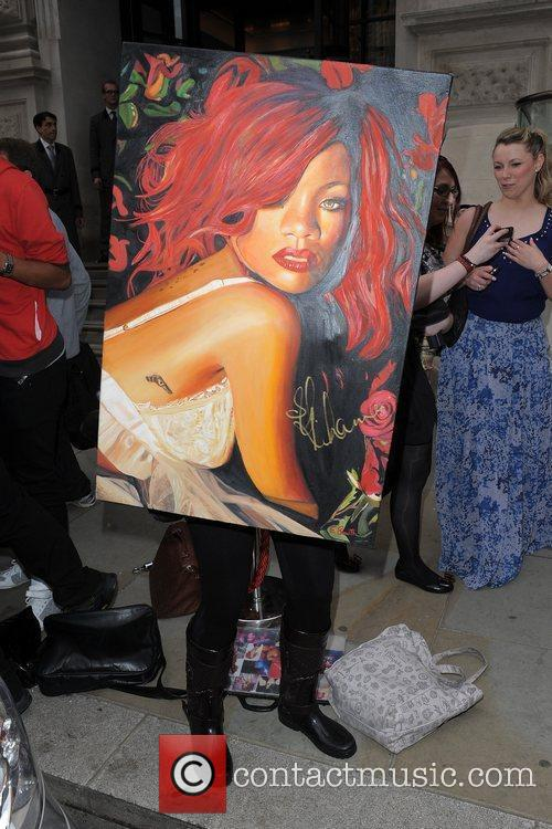 Rihanna and Popstars 2