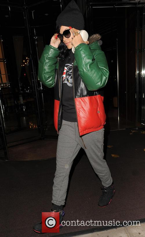 Rihanna, Stansted Airport and New York City 6