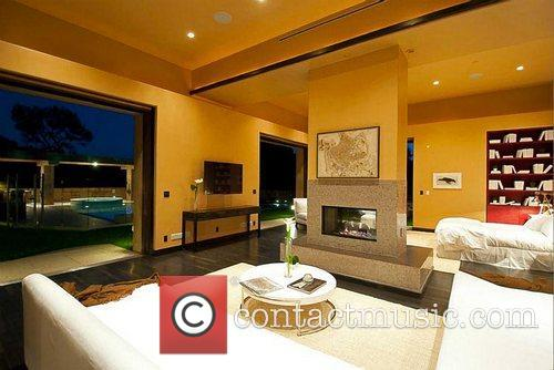 Rihanna's New House, Los Angeles